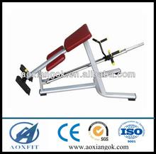 Fitness equipment lying T-bar row