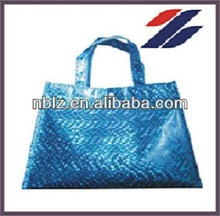 laser film laminated tote bag non woven bag