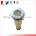 cartucho de polvo de aire filtro de entrada de la turbina de gas