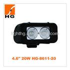 LED truck/jeep/SUV LED car light 20W,offroad led light bar, led driving lights