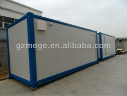 prefab building movable office containers modular for sale
