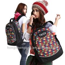 outdoor school backpack bag for high school girls TBP502
