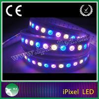 RGB pixel led flexible strip lights 144 ws2812b