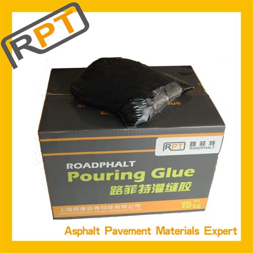 ROADPHALT road material asphaltic crack filler material