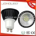 gu10 mr11 led 5w led spotlight Aluminium cup with reflector