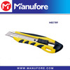 18mm plastic paper cutting knife, snap-off blade utility knife
