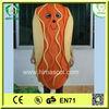 HI CE High quality top sale hot dog mascot costume for adults