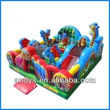 Residential Inflatable Slide