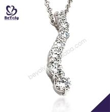 gemstone pendant custom silver pendant necklace scarf