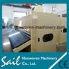 China Changshu Sail Wide Fabric Nonwoven Needling Machine