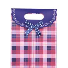 2014 christmas gift bag & customized paper bag & santa claus images paper carry bag