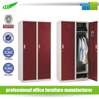2 door colorful clothing storage steel locker selangor