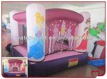 mini princess castles, mini inflatable castles