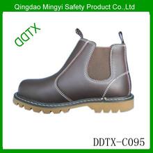 2014 moda couro genuíno sola de borracha sapatos importados da china