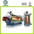 calderas de agua caliente y para quemadores de aceite de los residuos
