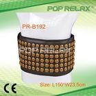 2014 new Physical therapy heating tourmaline waist pad PR-Belt192 POP RELAX