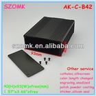 SZOMK Aluminum Extrusion for PCB Enclosure