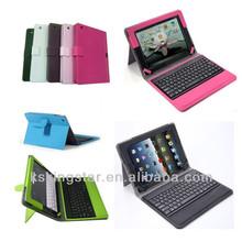 detachable for ipad wireless keyboard bluetooth case