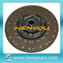 Clutch Disc 1862 519 259 for Mecedes-Benz Truck
