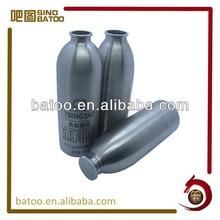 1L empty stainless steel beer bottle