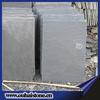 Rectangle flooring slate tiles natural surface black stepping stone