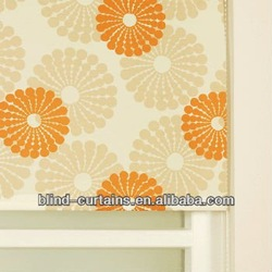 Fashion roller curtains/roller blinds window curtain covering