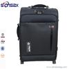 2014 best price travel nylon Aluminum trolley luggage