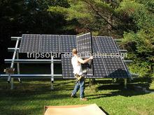 Off Grid Solar Panel Mounting