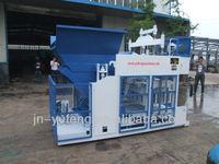 easy operation mobile concerte block machine equipment
