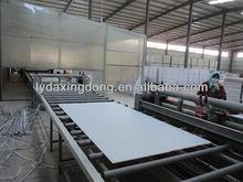 pvc laminated gypsum ceiling tiles 60x60