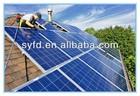210W~230W Best Price Per Watt Solar Panel for India market