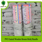 Treated Wooden Poles for Brooms