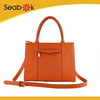 custom leather women bag/lady bag