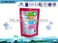 De alto eficaz y limón fresco oem/odm detergente detergente de lavandería etiqueta d2