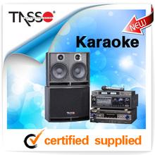 18'' 600 watt 1000 watt Pa Karaoke Sound Pro Powered Speakers