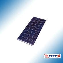 CE, IEC,TUV,ISO certificate 150 watt photovoltaic solar panel