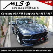 Auto Body Parts 958 Haman Type Aerodynamic Body Kit for 955 957
