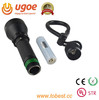 Hot selling led flashlight 18650 led torch light manufacturers(CE,RoHS,UL-STR)