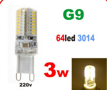 Special led g9 dimmable no flashing problem