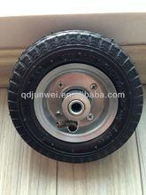 Small pneumatic wheel /6 inch rubber wheel/Cleaning machine wheel