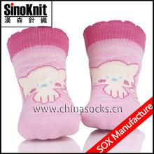 Belle bébé facile Sock Knitting motif