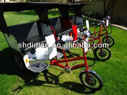 Spain like wider body 250W/500W electric pedicab /rickshaw/e tricycle/electric trike with CE