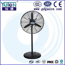 2014 Hot Selling Large Wind Free Stand or Wall Mount Fan In Workshop