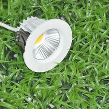 thread plug gauge led down lighting