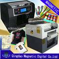 Caliente mdk digital de superficie plana de la impresora/impresora camiseta
