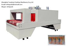 Shanghai Taoshan JSM 6040PE PE Film Semi Automatic Shrink Packing Machine