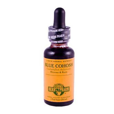 Herb Pharm 0618355 Blue Cohosh Liquid Herbal Extract - 1 fl oz...