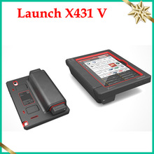 Professional 2014 Launch X431 V Wifi/Bluetooth Global Version Full System Scanner by Fast Express Shipping