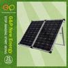 GP 2 folding Mono solar panel 140W manufacturer from China