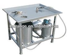 Manual de la carne inyector de salmuera/inyector de salmuera máquina/mear inyector para la venta